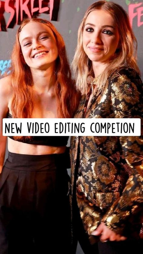 New video editing competion