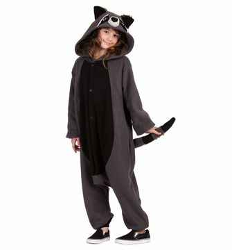 Child/'s Rocky Raccoon Funsies Costume