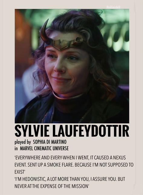 Sylvie by Millie