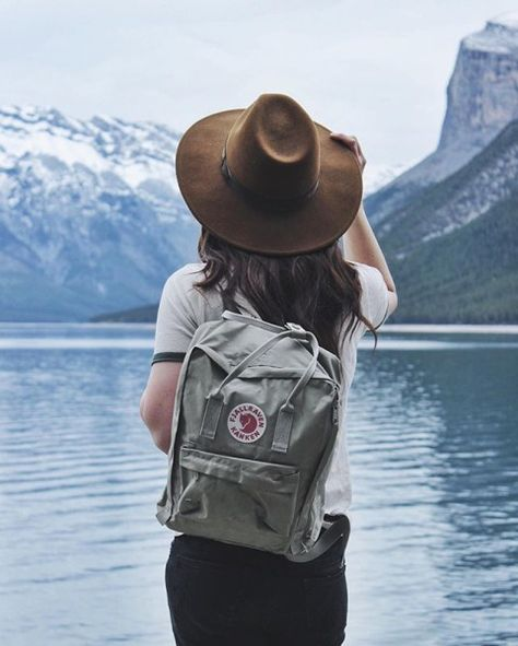 Fjallraven Kanken Backpack : Awesome stuff for you & your space