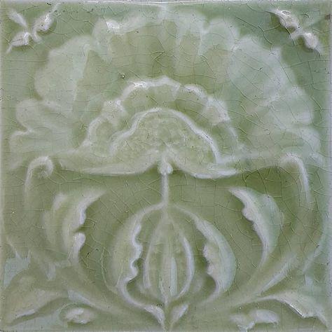 64 Art Nouveau Relief Tiles 1681 Sqm By Craven Dunnill Co 1905 With Images Art Nouveau Tiles Tile Art Art Nouveau