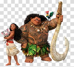 Maui And Moana Transparent Background Png Clipart Imagenes De Moana Moana Disney Moana