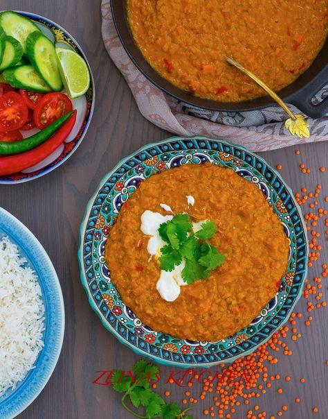 indisk daal recept