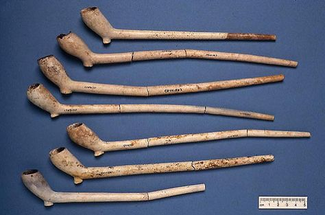 dating english clay pipes