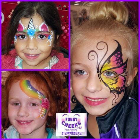 dallas Fun face painting by Funny...