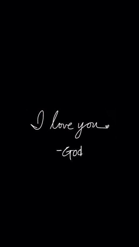 Pin On Wallpaper Bible God is love wallpaper black