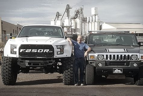 Megaraptor Jacked Up Trucks Ford Trucks Trucks
