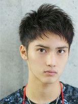 ヘアスタイルに関する記事 アジアの男性のヘアスタイル
