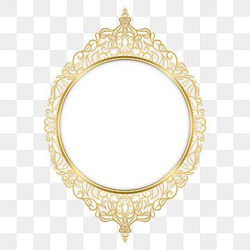 إطار إسلامي دائرة زخرفة الذهب زهرة الزخرفية ديكور زخرفة دمشقي Png وملف Psd للتحميل مجانا Ornament Frame Gold Circle Frames Gold Frame
