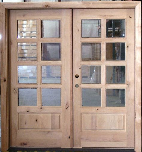 Rustic Style Double Entry Doors Of 300 Fully Pre Hung Exterior Door When Delivered Ready