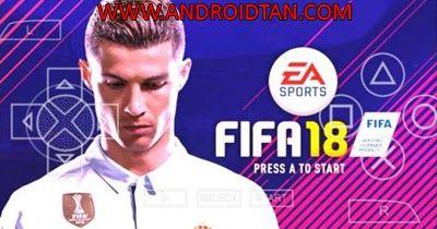 PES Jogress V3 Mod FIFA18 Full Patch PSP + Savedata Android Terbaru