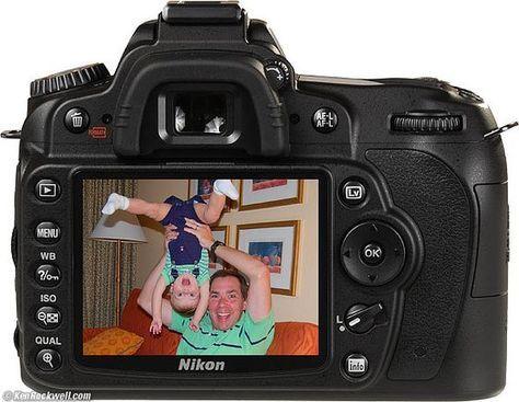 Nikon D90 User Guide Nikon D90 Nikon Digital Camera Nikon D90 Camera
