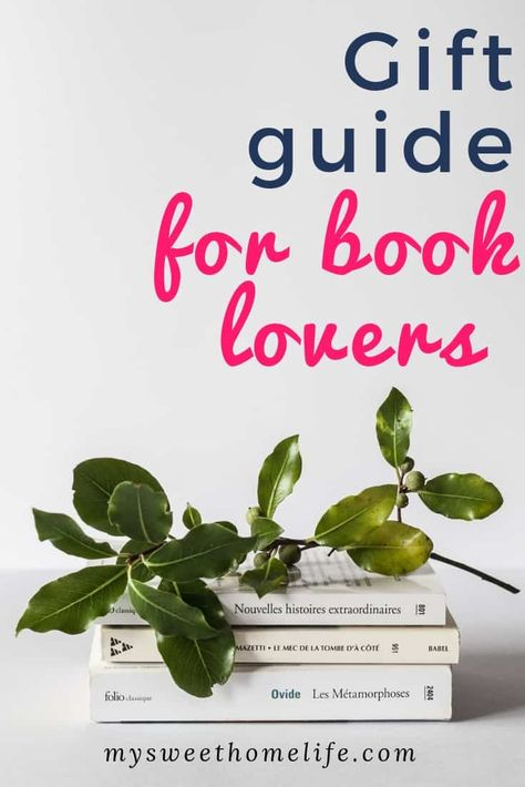 Gifts For Organizers >> Gift Ideas For Book Lovers The 2019 Guide Gift Guides