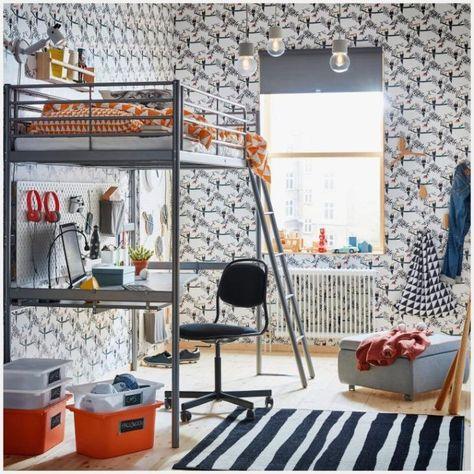 Inspiración dormitorios juveniles Ikea 2018 - 2019 (16 FOTOS ...