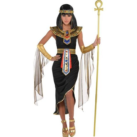 Adult Egyptian Queen Cleopatra Costume - Size - XL