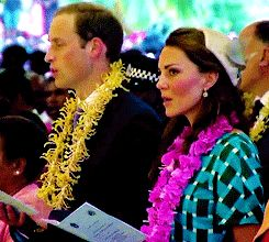 2012 South Sea Tour — Duchess Kate and Prince William | Kate Middleton GIFs