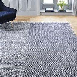 West Elm Duet Indoor Outdoor Rug Midnight Rugs Blue Carpet Bedroom Unique Rugs
