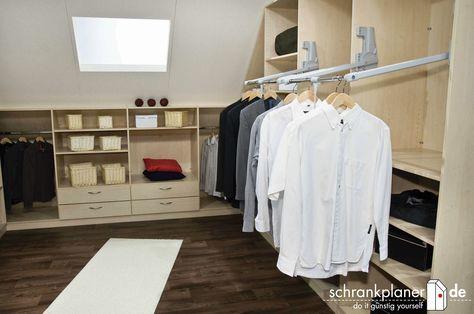 Begehbaren Kleiderschrank Planen Hausbau Begehbarer Schrank