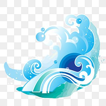 Blue Ripple Sea Wave Vector Material Waves Waves Water Ripples Vector Chinese Wind Lines Blue Ripple Water Pattern Wave Pattern Png And Vector With Transpare Waves Vector Water Patterns Wave Clipart