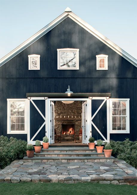 Home Exterior Color Ideas Inspiration Benjamin Moore In 2020 House Exterior Metal Building Homes Pole Barn Homes