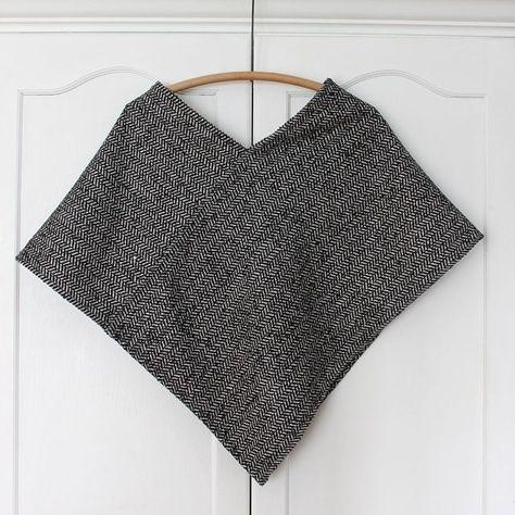 Couture : Tutos capes & ponchos - Le blog de mes loisirs