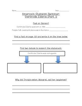 This Is A Set Of Worksheets That Can Be Used With The 3rd Grade