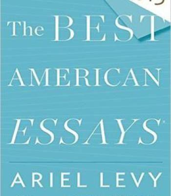 The Best American Essay 2015 Pdf Good Series Essays