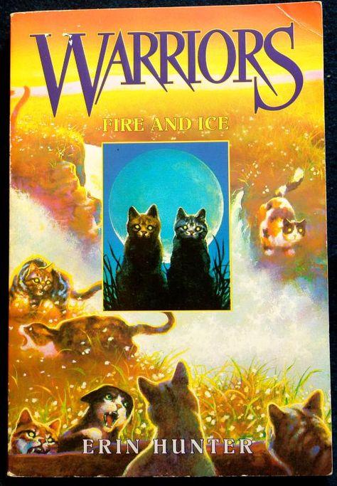Book 2 Love It Books I Ve Enjoyed Warrior Cats Books Ice