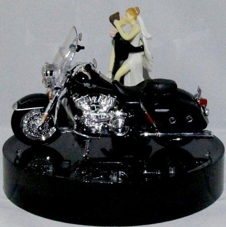 Image Result For Motorcycle Wedding Cake Toppers Harley Davidson Wedding Cake Toppers Fairy Tale Wedding Cake Topper Dream Wedding Cake
