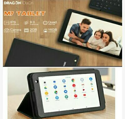 7 0 Dragon Touch M7 Android 9 0 Phablet Phablet Android 9 Tablet