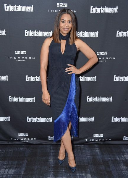 Regina Hall attends Entertainment Weekly's Must List Party at the Toronto International Film Festival 2018.