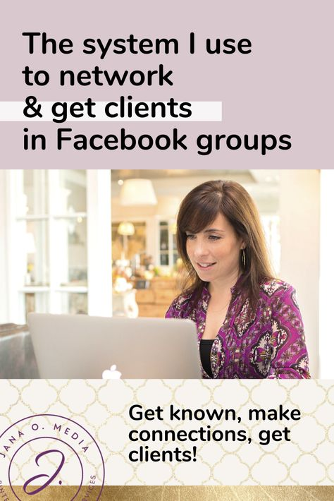 Getting Clients & Building Your Audience in Facebook Groups