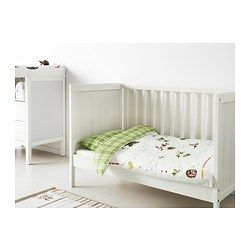 Sundvik Bett sundvik crib white toddler bed crib and cots