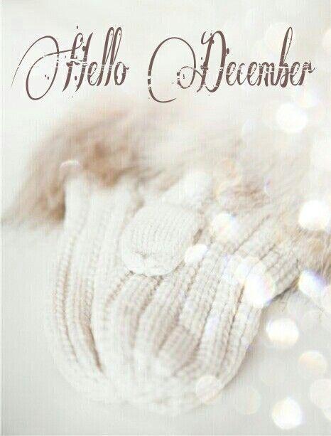 Mitten Hello December Quote December December Quotes Hello December Welcome December December Images Hello December Quotes Hello December December Quotes