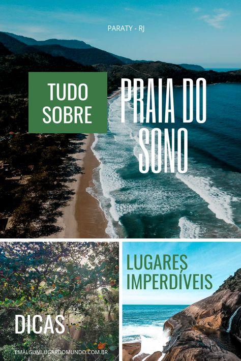 Praia do Sono: como chegar (dicas sobre barco e trilhas), onde ficar (camping e chalés), onde comer, passeios imperdíveis para praias e cachoeiras e mais! Tudo que você precisa saber para planejar a viagem perfeita para um dos destinos mais incríveis da Costa Verde do Rio de Janeiro, pertinho de Trindade e Paraty. #viagem #viajar #ferias #dicasdeviagem #emalgumlugardomundo #trindade #paraty #riodejaneiro #costaverde #rj #brasil