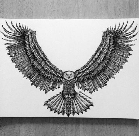 Eagle details