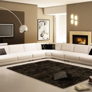 Extra Large Modern Sectional Sofas #sectionalsofas ...