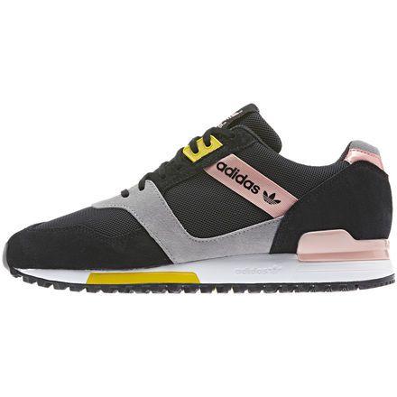 Zx 700 Contemp Schuh Black St Fade Rose Aluminium Zoom Adidas Schuhe Adidas Damen Adidas Zx 700