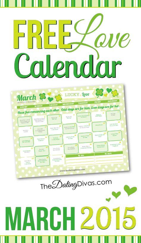 dating Divas heinäkuu rakkaus kalenteri
