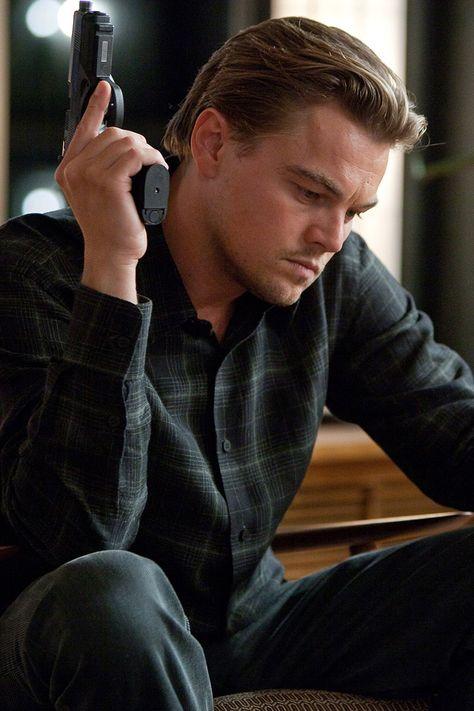 Leonardo DiCaprio Wallpaper from Inception Movie