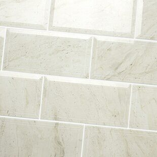 Multile Crushed 1 X 2 Glass And Stone Mosaic Tile Wayfair Glass Subway Tile Stone Mosaic Tile Subway Tile Colors