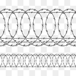 Barbed Wire Vector Barbed Wire Fence Vector Barbed Vector Png Transparent Clipart Image And Psd File For Free Download Barbed Wire Fence Vector Power