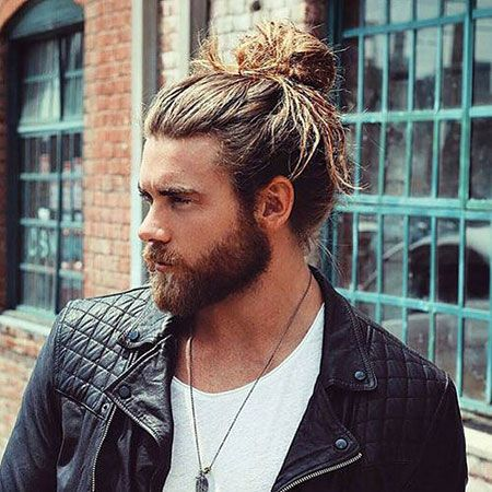 20+ Coiffure hommes cheveux longs inspiration