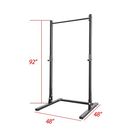 92 Cross Box Squat Stand With Chin Bar Squat Stands Squats Chin
