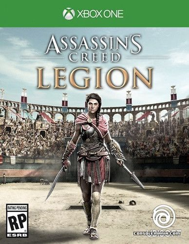Assassin S Creed Legion For Xbox One