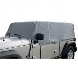 Rampage Emergency Cab Cover For 2007 2008 2009 2010 2011 2012 2013 2014 2015 2016 2017 And 2018 4 Door Jee Jeep Wrangler Jk Wrangler Jk Jeep Wrangler