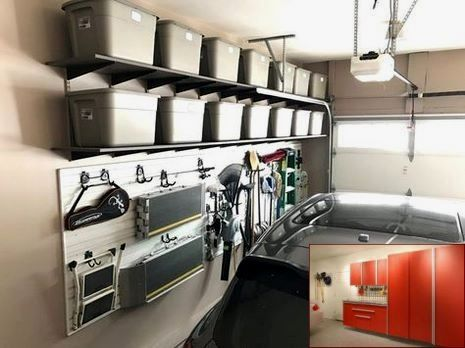 Ultimate Garage Storage Youtube And Pics Of Garage Organization Plans Garagestorage Garageshelves Garage Decor Garage House Garage Design