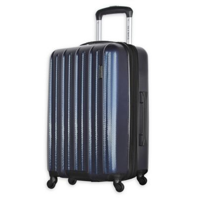 Olympia Usa Raven 21 Expandable Spinner Carry On Bed Bath