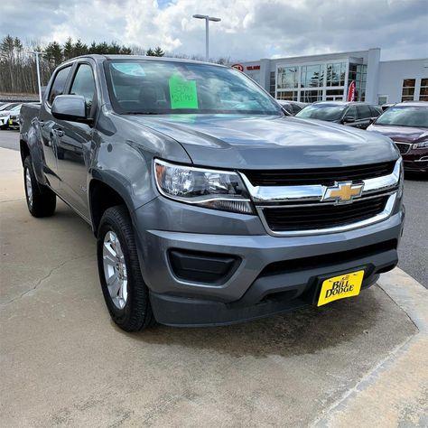 2019 Chevrolet Colorado Lt Crew Cab See More Details Bit