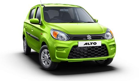 2019 Maruti Alto Colors Bs6 Red White Silver Grey Green